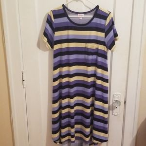 Lularoe Carly Swing Dress Size M
